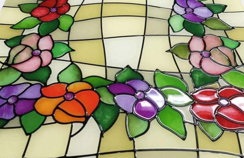 cristal decorativo
