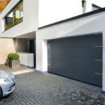 Puertas seccionales para garaje