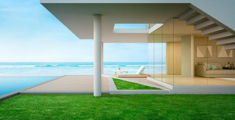 Transforma tus espacios con cortinas de cristal