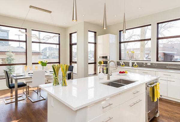 Razones para poner ventanas de aluminio en casa